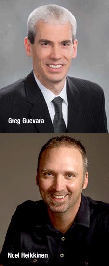 Greg & Noel