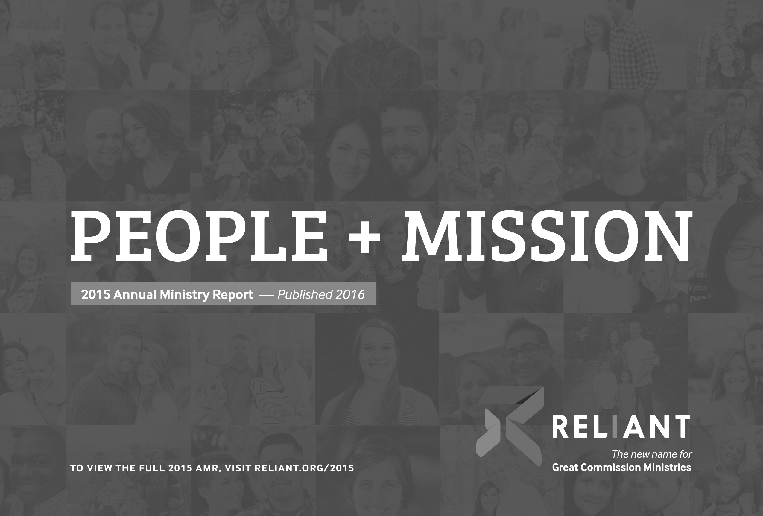 2015 Annual Ministry Report