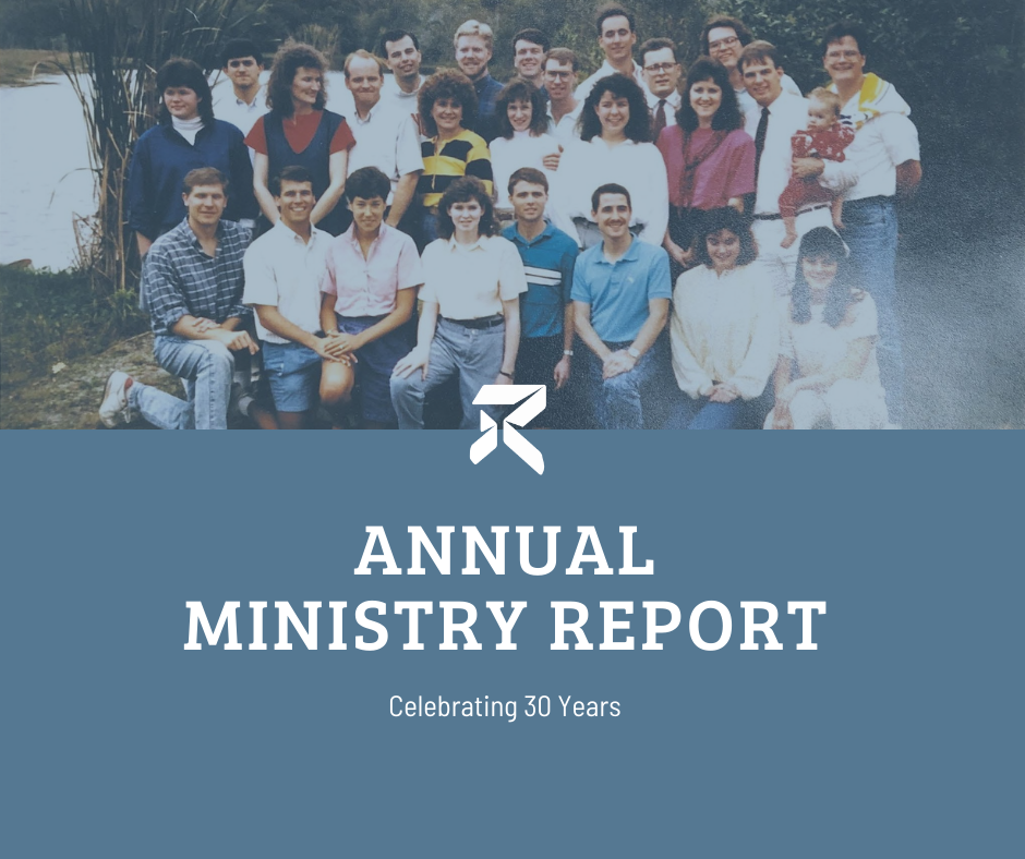 2019 Annual Ministry Report
