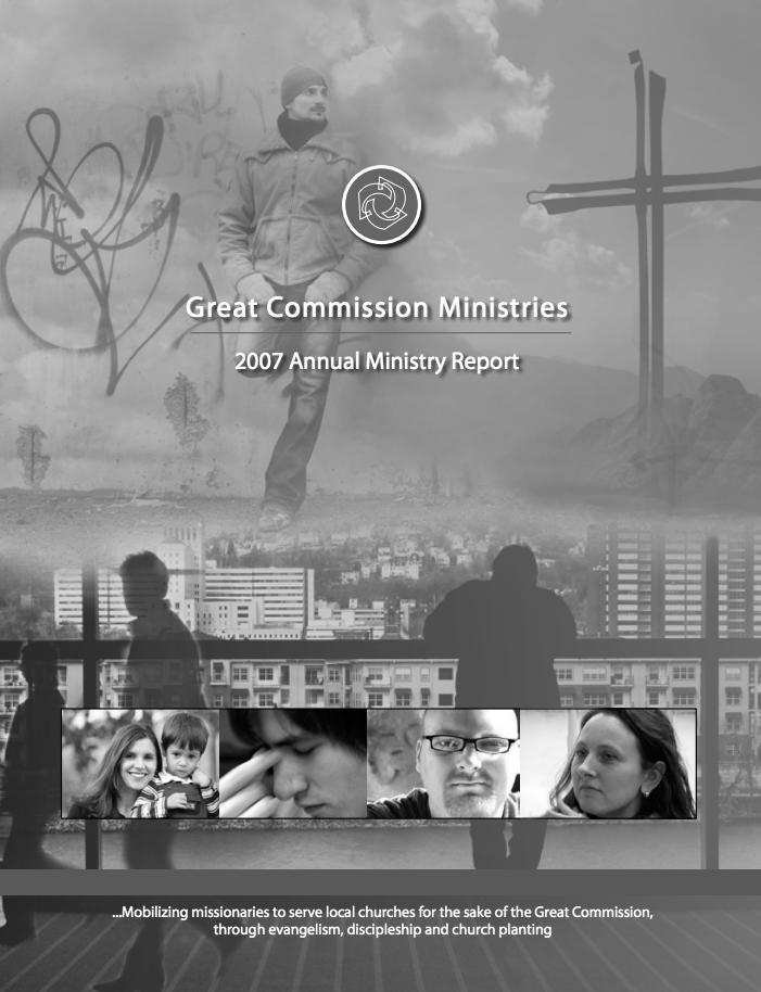 2007 Annual Ministry Report