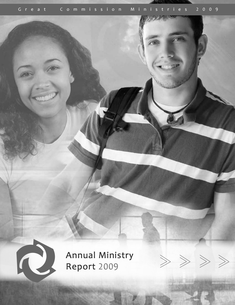 2009 Annual Ministry Report