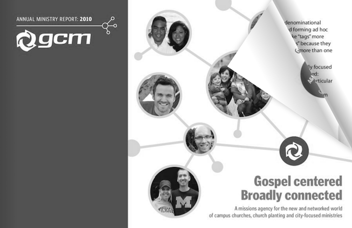 2010 Annual Ministry Report