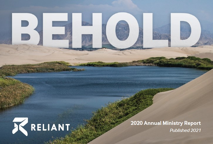 2020 Annual Ministry Report