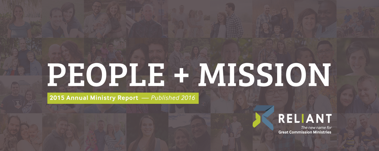 AMR2015 People + Mission