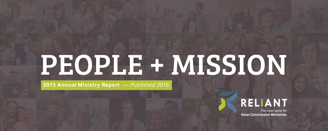 AMR2015 People + Mission