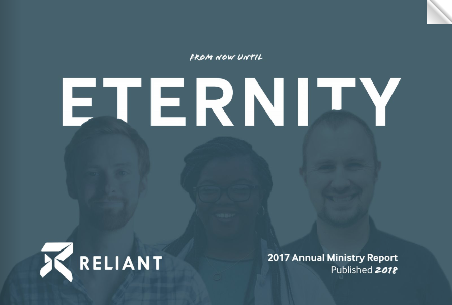 2017 Annual Ministry Report